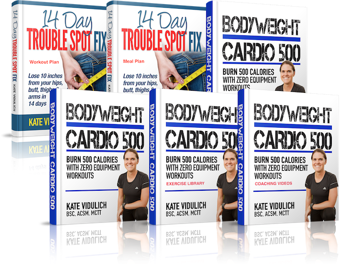 Bodyweight Cardio 500 program
